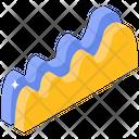 Stream Chart Icon