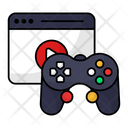 Online Gaming Console Icon