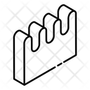 Streamline Diagram Icon