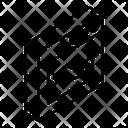Streamline Graph Icon