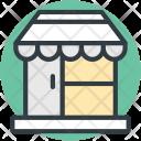 Street Shop Kiosk Icon