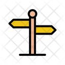 Street Arrow Icon