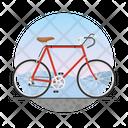Street Bike Icon