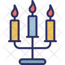 Street candle Icon