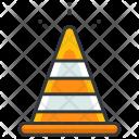 Street cone Icon