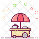 Catering Food Food Stall Food Serving Icon