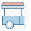 Street Food Food Cart Food Stand Icon