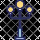 City Lamp Lighting Icon