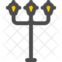 Traffic Lamp City Icon