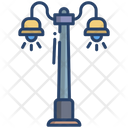 Street Light Street Lamp Lamppost Icon