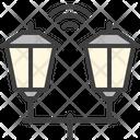 Street Lighting Icon