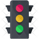 Street Lights Traffic Icon