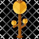 Round Street Lights Icon
