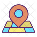 Mstrret Map Location Pin Street Map Location Icon