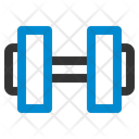 Dumbbell Muscle Strength Icon