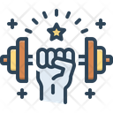 Strength Power Force Icon