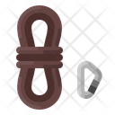 Strength Rope Icon
