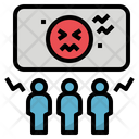 Stress Angry Pressure Icon