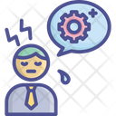 Busy Force Overwork Icon