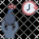 Stress Bomb Aggressive Icon