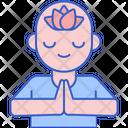 Stress Relief Icon