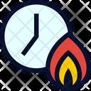 Stress Time Icon