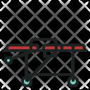 Stretcher Troller Rescue Icon