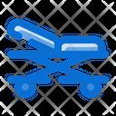 Stretcher Emergency Patient Icon