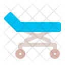 Bed Stretcher Patient Bed Icon