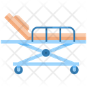 Stretcher Hospital Bed Icon