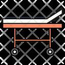 Stretcher Rescue Bed Icon