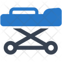 Stretcher Medical Equipment Icon