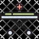 Ambulance Bed Hospital Icon