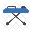 Stretcher Table Hospital Icon