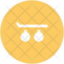 Stretcher Patient Bed Icon