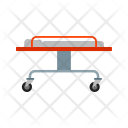 Stretcher Bed Patient Icon