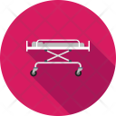 Stretcher Patient Tool Icon