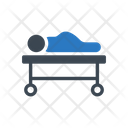 Stretcher Bed Pregnancy Icon