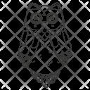 Strigiformes Bird Animal Icon