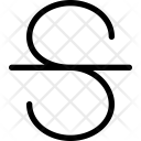 Striketrough Icon