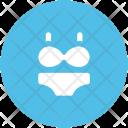 String Bikini Sheer Icon