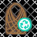 String Bag Zero Icon