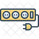 Strip Power Cable Icon