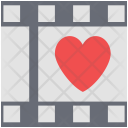 Strip with heart Icon