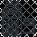 Stripe terminal Icon