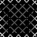 Striped Shirt Icon