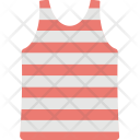 Striped Shirt Tank Icon