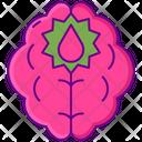 Stroke Aneurysm Brain Icon