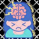 Stroke Acute Stroke Headache Icon