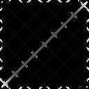 Stroke Design Lines Icon